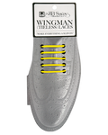 Wingman No Tie Shoelaces - YELLOW