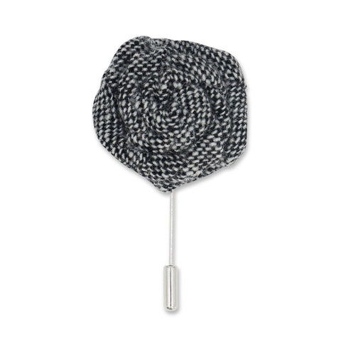 The Zermatt Lapel Flower