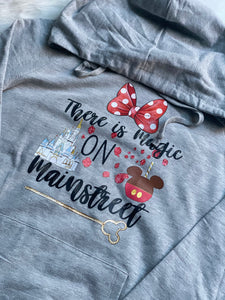 Main Street magic hoodie sweater