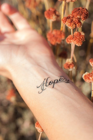 Hope by Patrick Maxcy