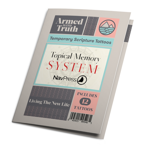 Topical Memory System: Living The New Life (NIV)