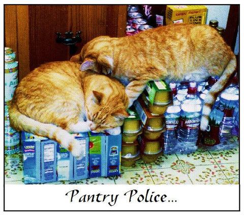 Pantry Police
