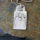 Fetch Junkie Dog Necklace