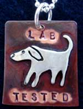 Lab Tested Dog Necklace