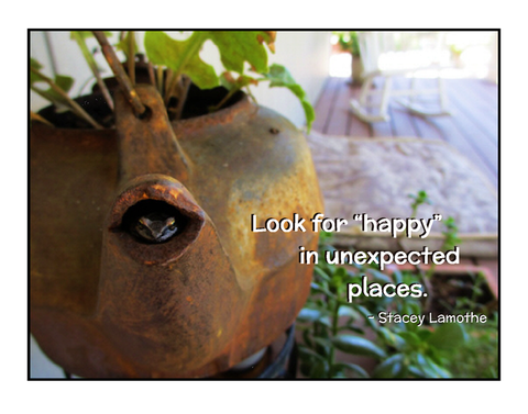 Look For Happy