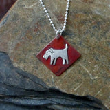 Simply Gracie Dog Necklace