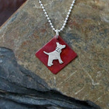 Simply K-9 the Dog Necklace