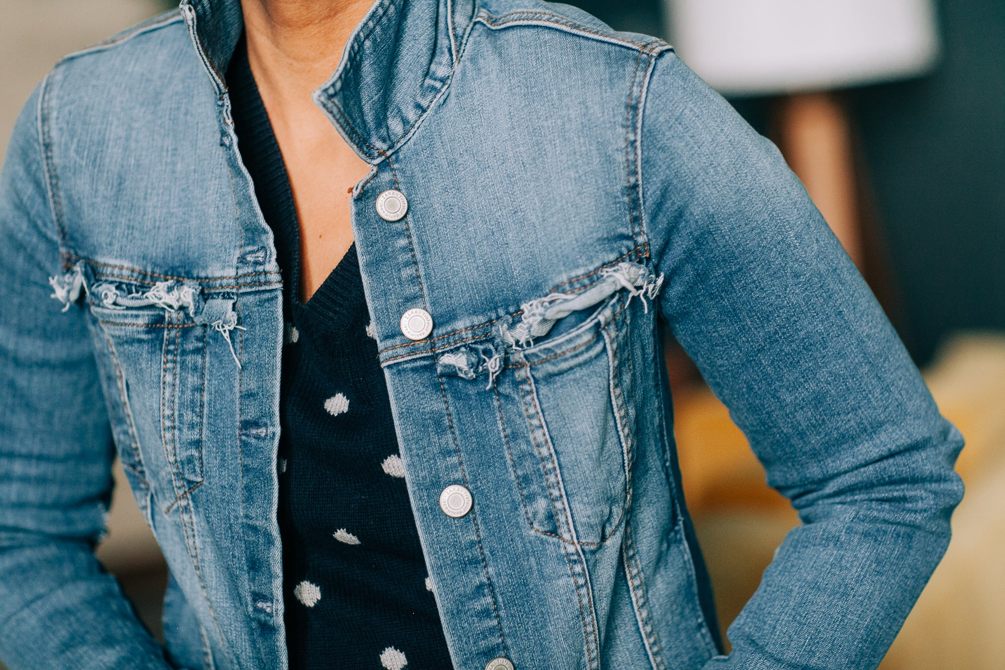 Style Tip: Buy a Denim Jacket You'll LOVE (2 min read)