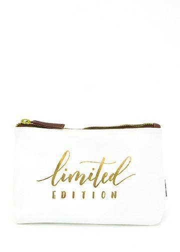 Limited Edition pouch