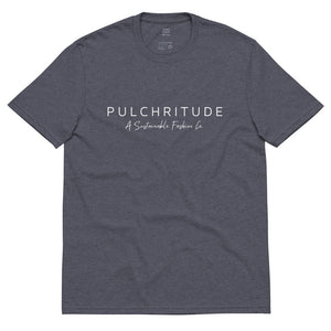 Pulchritude T-Shirt (100% recycled fabric)