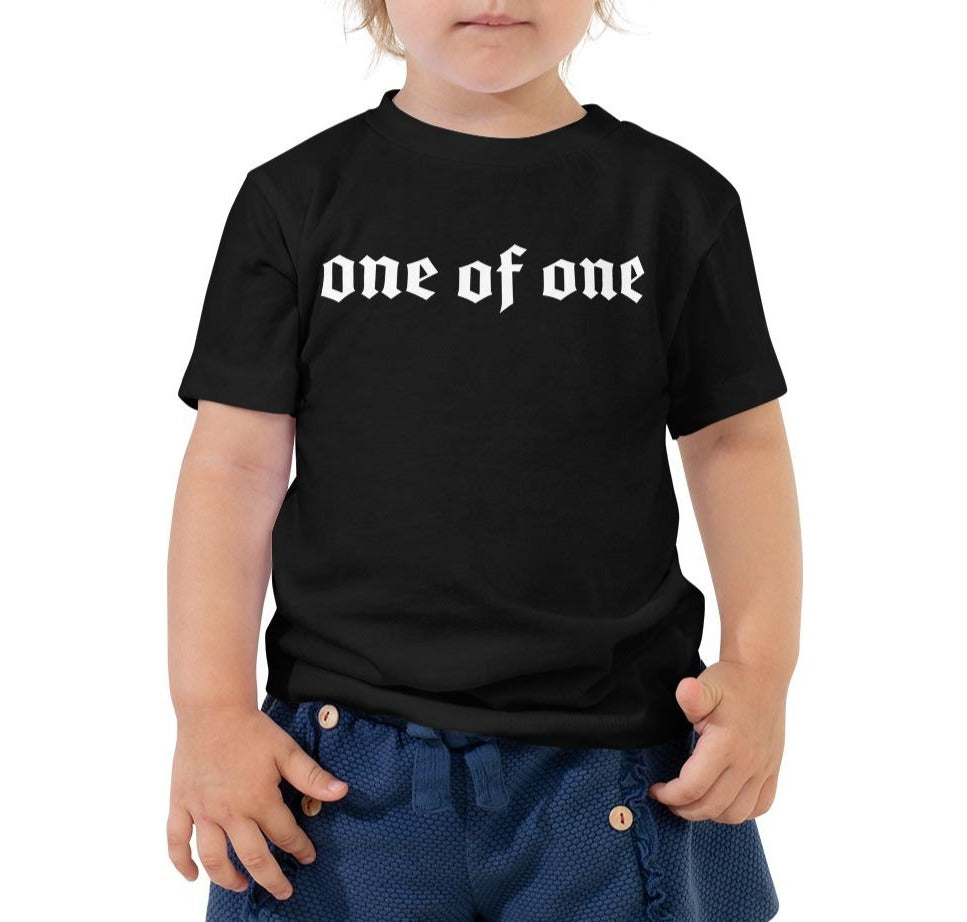 1 Of A Kind (toddler tee 2T-5T)