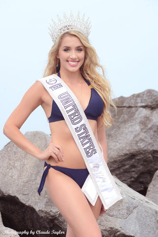 Miss United States 2015 - Blue