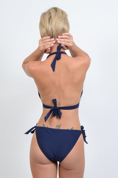 International Competition Swimsuit - Navy blue Bottoms ONLY