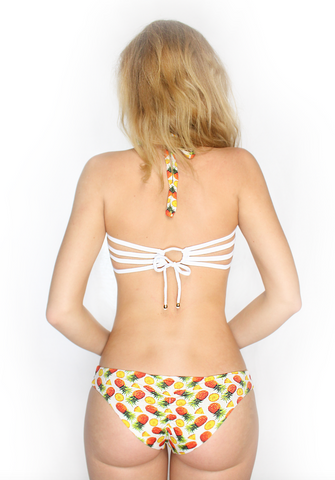 Pineapple Punch - Allure Bikini Bottoms