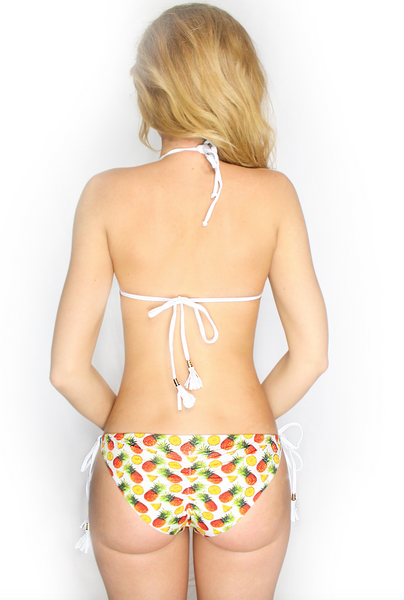 Pineapple Punch - Amazonia Bikini Bottoms