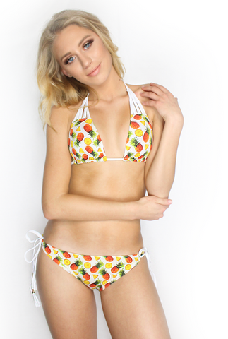 Pineapple Punch -  Cheyenne Bikini Top