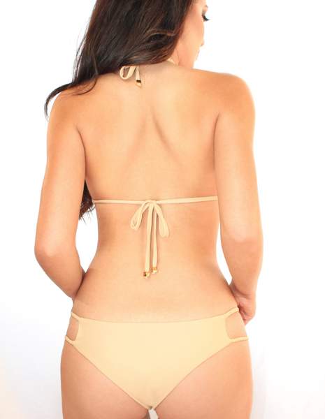 Tan - Wynwood Bikini Bottoms