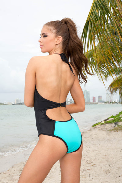 Blue Crush - Deco Drive One Piece