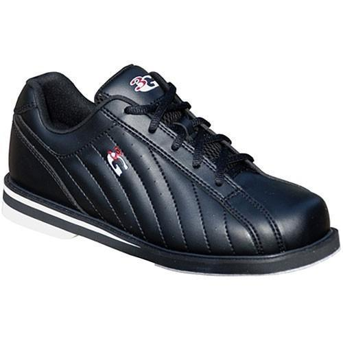 3G Unisex Kicks Black - DiscountBowlingSupply.com