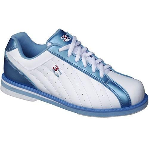 3G Womens Kicks Blue - DiscountBowlingSupply.com