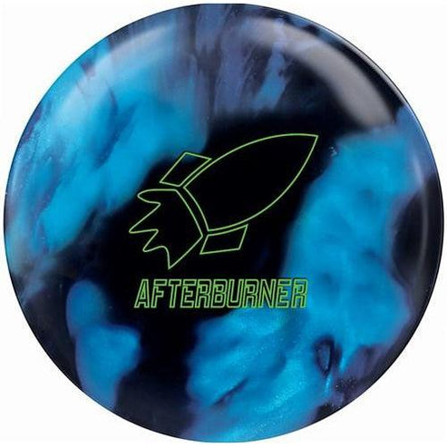 900Global Afterburner Blue Black Hybrid Bowling Ball-DiscountBowlingSupply.com