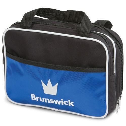 Brunswick Accessory Bag Black/Royal - DiscountBowlingSupply.com