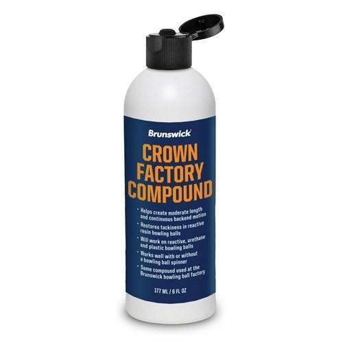 Brunswick Crown Factory Polish 6 oz - DiscountBowlingSupply.com