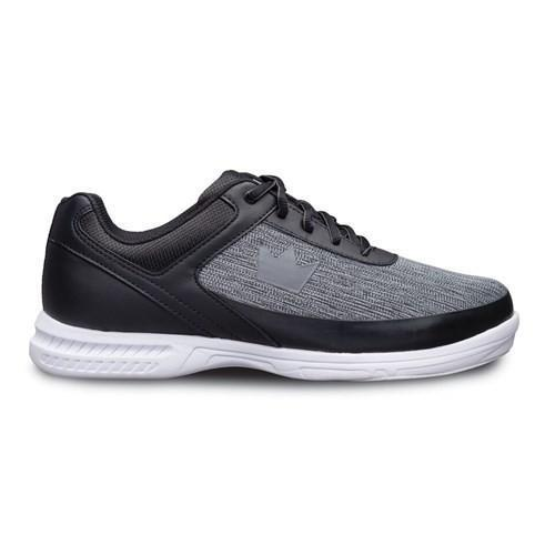 Brunswick Mens Frenzy Static Wide Bowling Shoes - DiscountBowlingSupply.com