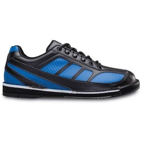 Brunswick Mens Phantom Black Royal Carbon Fiber Right Hand Wide Bowling Shoes - DiscountBowlingSupply.com