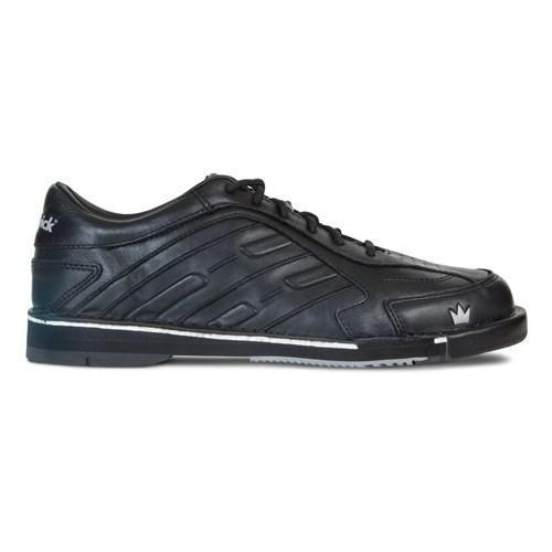 Brunswick Mens Team Brunswick Black Left Hand Bowling Shoes - DiscountBowlingSupply.com