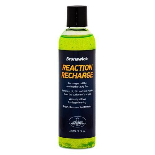 Brunswick Reaction Recharge 8 oz Bowling Cleaner-DiscountBowlingSupply.com