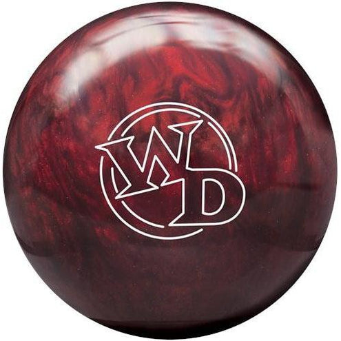 Columbia 300 White Dot Scarlet Bowling Ball-DiscountBowlingSupply.com