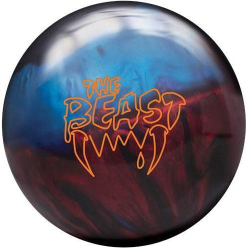 Columbia Beast Blue Red Black Bowling Ball-DiscountBowlingSupply.com