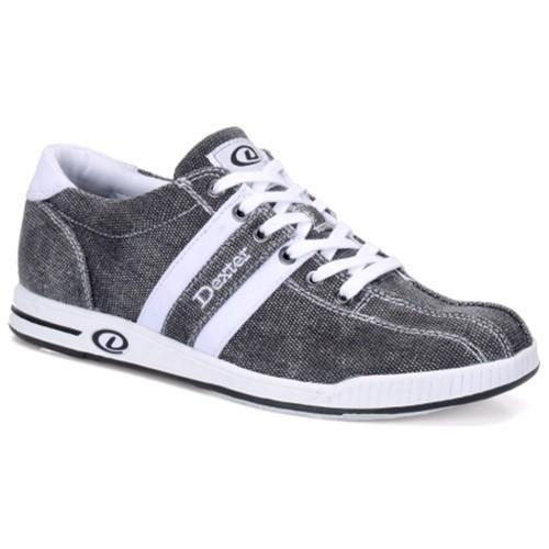 Dexter Mens Kory II Black White Bowling Shoes - DiscountBowlingSupply.com