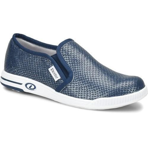 Dexter Womens Suzana Navy Bowling Shoes - DiscountBowlingSupply.com