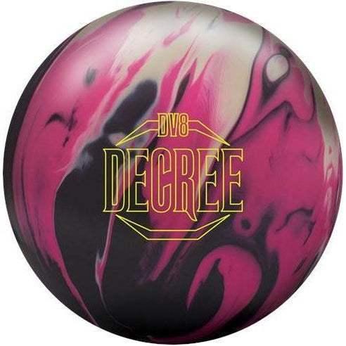 DV8 Decree Solid Bowling Ball Pre-Order Now Ships 8/6-DiscountBowlingSupply.com