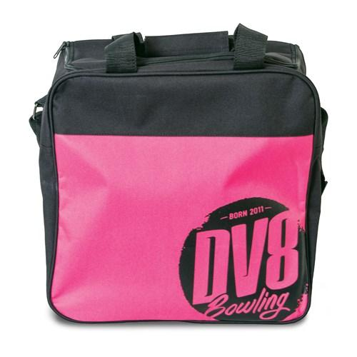 DV8 Freestyle Single Tote Pink-Bowling Bag-DiscountBowlingSupply.com