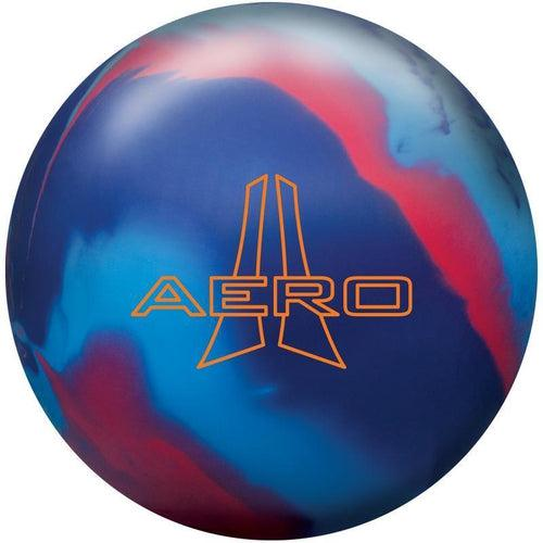 Ebonite Aero Navy Sky Red Solid Bowling Ball Pre-Order Ships on 9/3-DiscountBowlingSupply.com