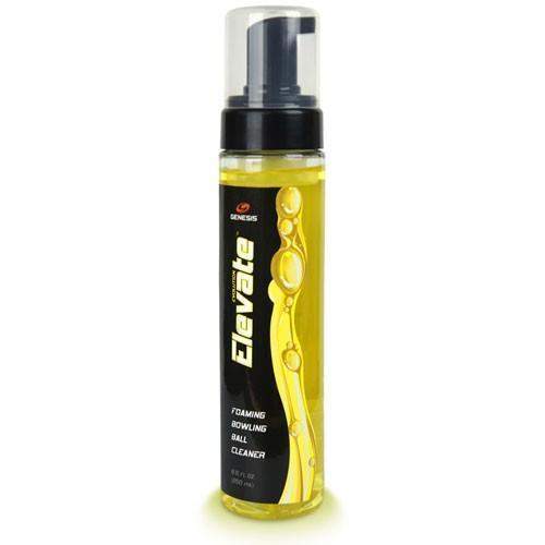Genesis Evolution Elevate Foaming Ball Cleaner Yellow 8.5 oz - DiscountBowlingSupply.com
