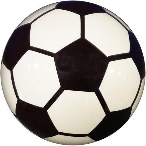 KR Clear Soccer Ball-Bowling Ball-DiscountBowlingSupply.com