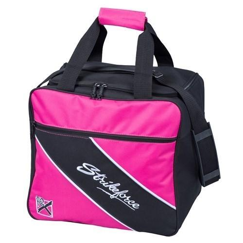 KR Fast Single Tote Pink-Bowling Bag-DiscountBowlingSupply.com