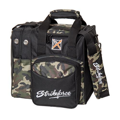 KR Flexx Single Tote Camo-Bowling Bag-DiscountBowlingSupply.com
