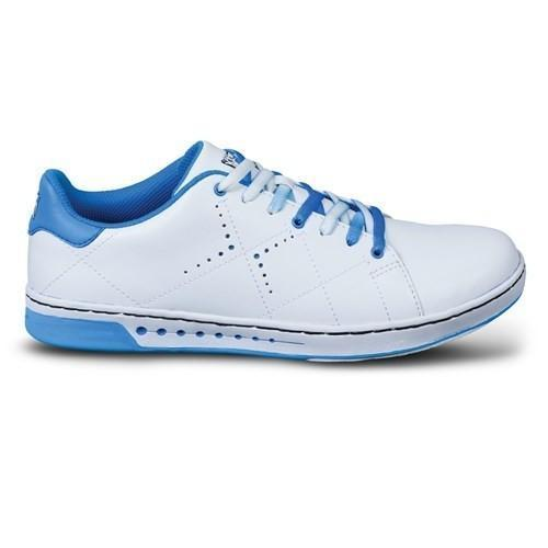 KR Gem White Blue Youth - DiscountBowlingSupply.com