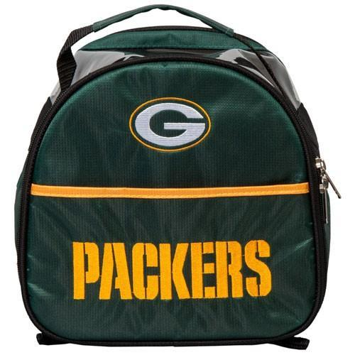 KR NFL Add On Bag Packers-Bowling Bag-DiscountBowlingSupply.com