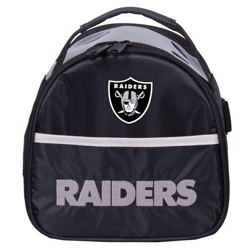 KR NFL Add On Bag Raiders - DiscountBowlingSupply.com