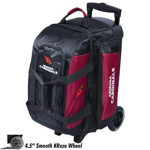KR NFL Double Roller Arizona Cardinals - DiscountBowlingSupply.com
