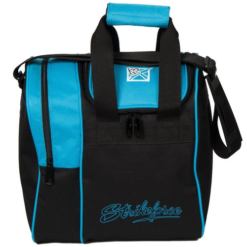 KR Rook Single Tote Aqua - DiscountBowlingSupply.com