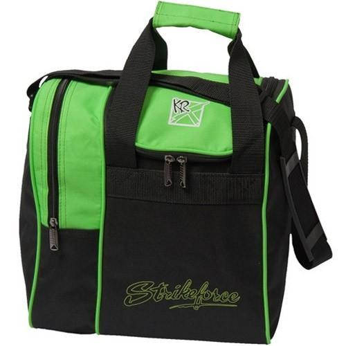 KR Rook Single Tote Lime-Bowling Bag-DiscountBowlingSupply.com