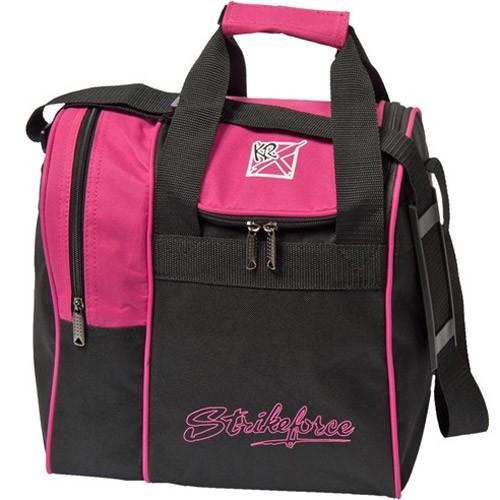 KR Rook Single Tote Pink-Bowling Bag-DiscountBowlingSupply.com