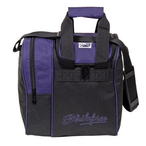 KR Rook Single Tote Purple - DiscountBowlingSupply.com
